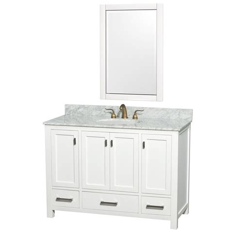 Hardware For Bathroom Vanity Restoration Hardware Style Bathroom Vanities