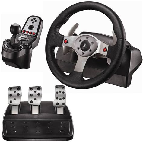volante pc logitech logitech g25 racing wheel volant pc logitech sur ldlc