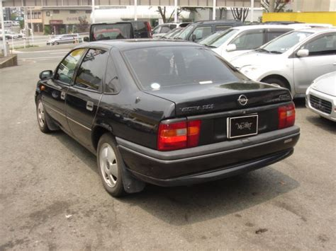 opel japan opel vectra cd 20i 1994 used for sale