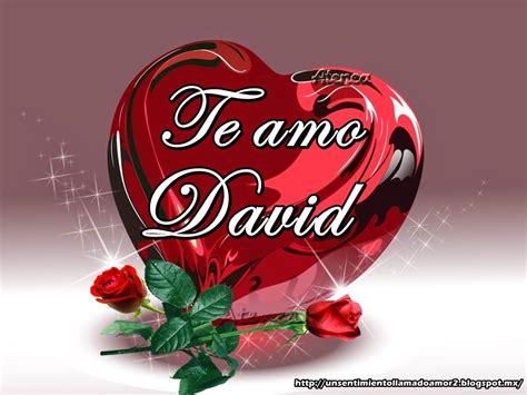 imagenes que digan te amo miguel un sentimiento llamado amor corazones con rosas 2