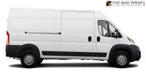 Dodge Ram 2500 Promaster The Bad Wrap