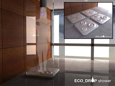 Eco Shower by Modern Showers And Creative Shower Heads