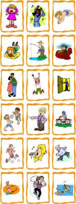 flashcards set a 18 free printable flashcards