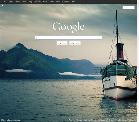 wallpaper for my google homepage get your google homepage background image back ghacks