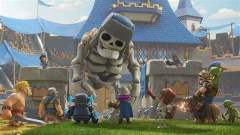 misin clash un esqueleto mejores mazos con el esqueleto gigante en clash royale mejoress com