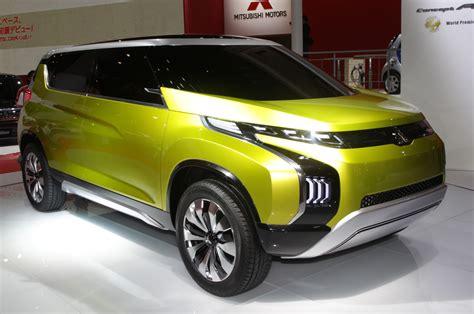 Mitsubishi unveils new SUV concepts at Tokyo   Car News