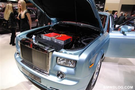 Electric Rolls Royce by 2011 Geneva Rolls Royce 102ex Electric Concept