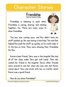 main character worksheets kindergarten submited images