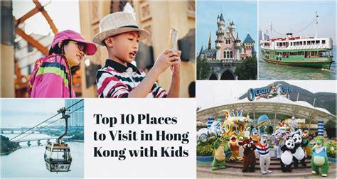 top  places  visit  hong kong  kids tickikids