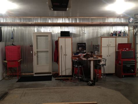 Finish Garage Walls by Best Garage Finishing Ideas Homesfeed
