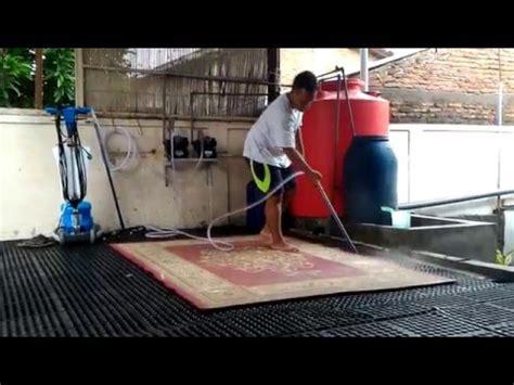 Alat Cuci Motor Kediri tutorial cuci karpet yang benar doovi