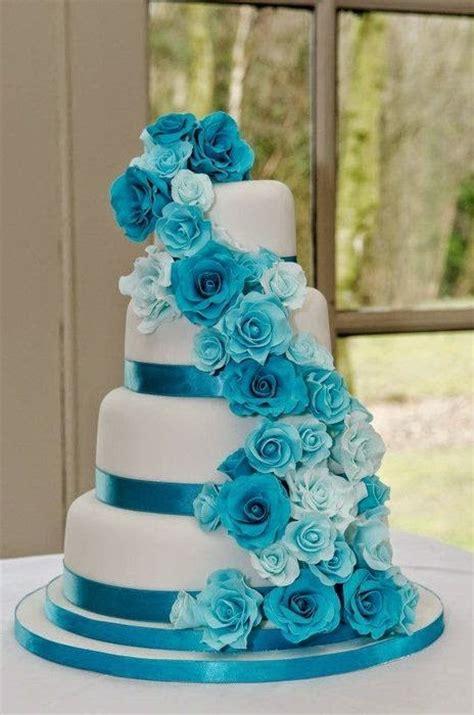 15 ba 241 os modernos color blanco tortas de 15 color turqueza matrimonio en color turquesa