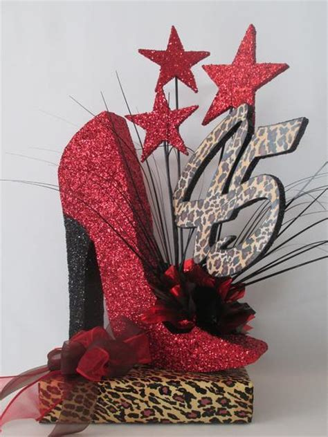 High Heel Shoe Centerpiece ? Designs by Ginny