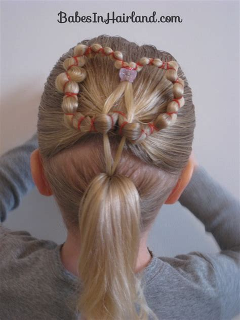 hairstyles using rubber bands hairstyles using rubber bands