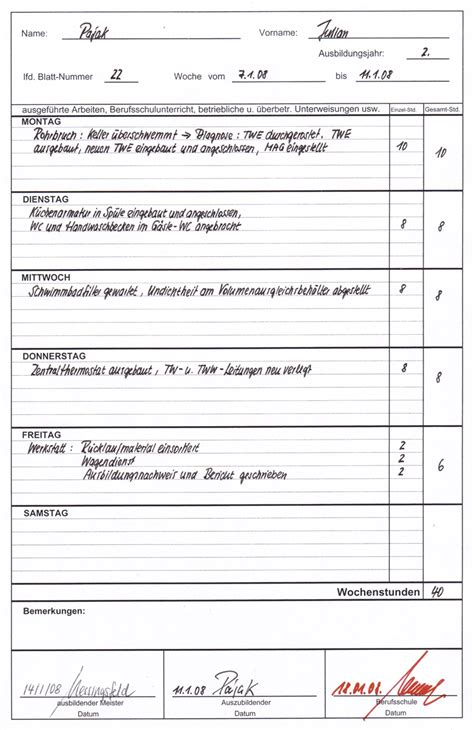 Praktikums Vorlage Einzelhandel Ausbildungsnachweis F 252 R Buchh 228 Ndlerin Beispiel Vorlage Ausbildung Sortiment Buchh 228 Ndler