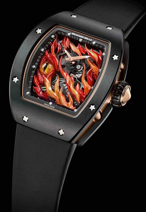 Rm 027 02 Stainless Steel Tourbillon Skeleton 121 best images about richard mille watches on