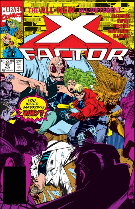 classic vol 1 72 marvel database fandom powered by wikia x factor vol 1 72 marvel database fandom powered by wikia