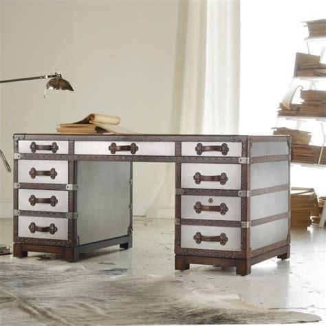 60 inch writing desk hooker furniture melange 60 inch bondurant desk 638 10002