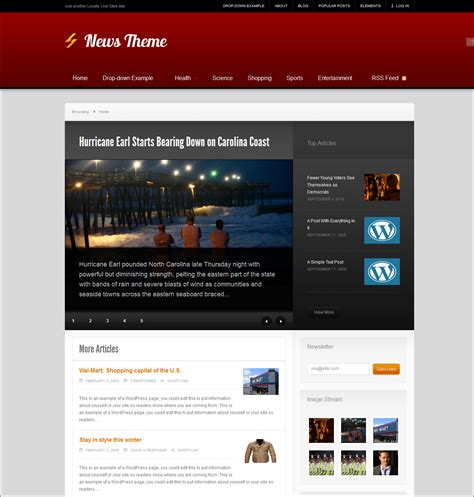 themes wordpress gratis educacion 30 free wordpress themes for your insprirationcreative can