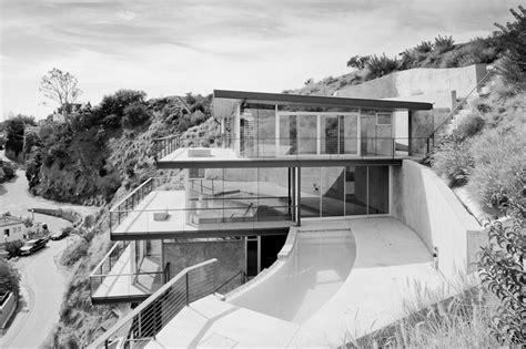 hollywood hills house by francois perrin mid century modern freak hollywood hills house