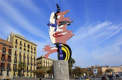 barcelona point of interest cara de barcelona spain address point of interest