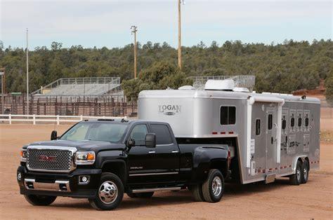 best hd trailers best trucks for towing work motor trend