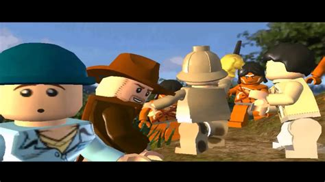 tutorial lego indiana jones ps2 indiana jones lego walkthrough ps2 part 2 youtube