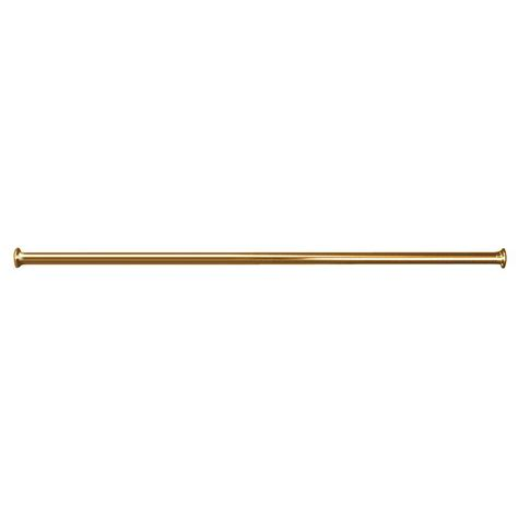 Barclay Shower Rod by Barclay Products 72 In Shower Rod With Flanges