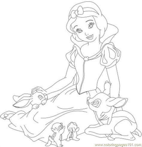 folenaomo969 disney princess snow white coloring pages