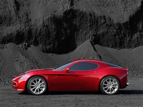 Alfa Romeo Sports Car by Auto Cars Wallpapers 2013 New 2013 Alfa Romeo 8c