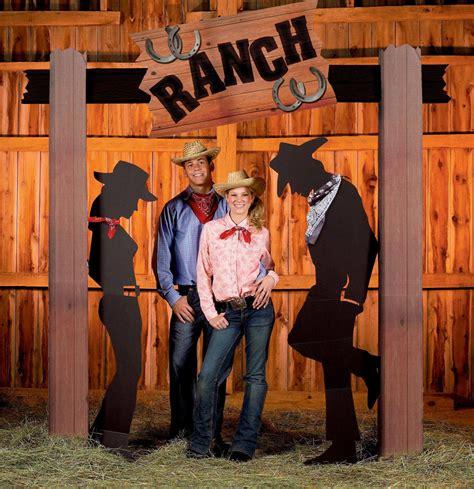 western cowboy theme birthday ideas