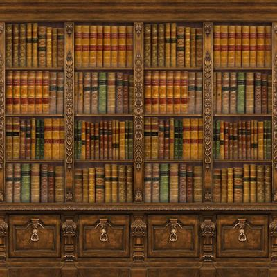 texture png bookcase book books