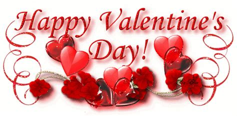 animated happy valentines day page 7 happy valentines day animated glitter gif images