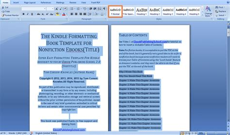word for writers part 14 creating and using custom templates
