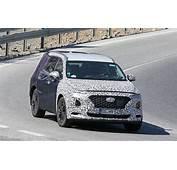 New 2018 Hyundai Santa Fe Spy Photos Specs Prices By CAR
