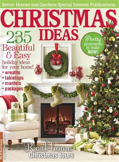 better homes and gardens christmas ideas 2014