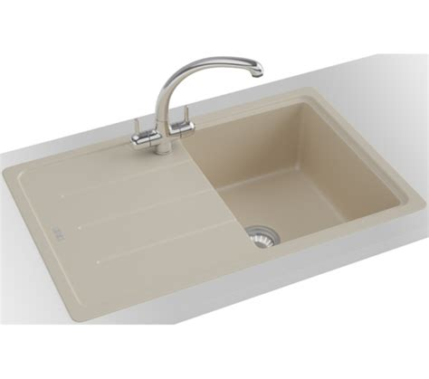 Fragranite Kitchen Sinks Franke Basis Bfg 611 780 Fragranite Coffee 1 0 Bowl Kitchen Inset Sink 114 0253 150