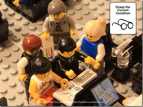 toyota go and see lean simulations lego storytelling presents toyota kata