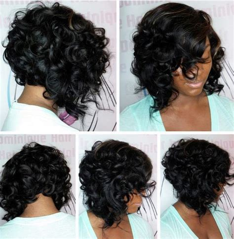 best hairweave for a short bob 17 best images about crochet braids and weaves on