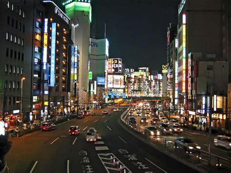 imagenes ciudades japon fotos de la ciudad de japon la noche el dia y los