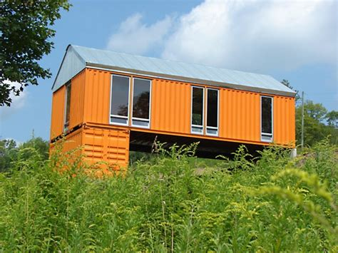 Storage Container Homes Five Tiny Houses That Could Withstand Hurricanes Tiny House
