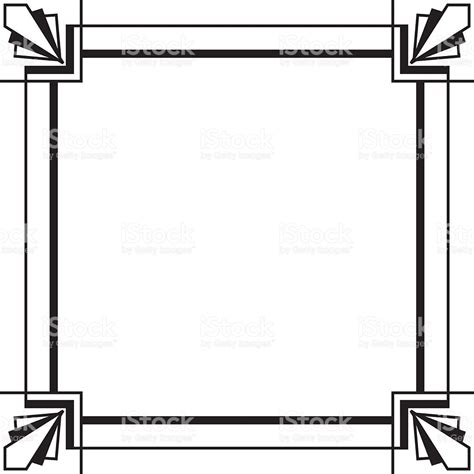 deco templates free deco frame stock vector more images of 2015