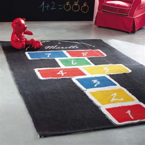 The Playful And Beautiful Of Hopscotch Rug Designs Hopscotch Rug