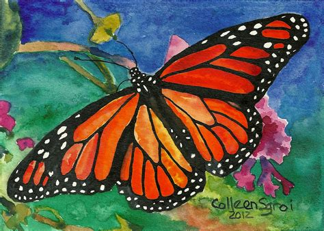 painting butterfly painting 19 happiness butterfly voice of the artist