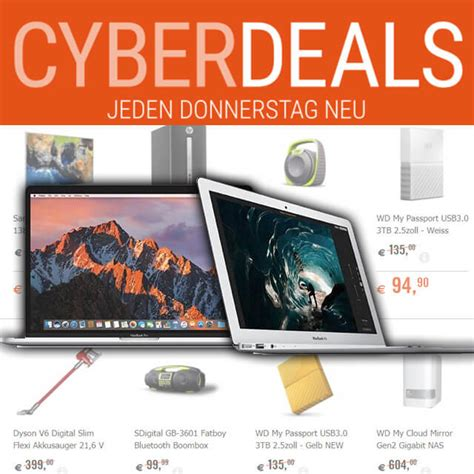 Macbook Kw cyberdeals kw 51 52 2017 apple macbook pro macbook air