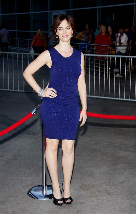 Does Mavgie Siff Wear Extensions   maggie siff photos photos maggie siff at the premiere of