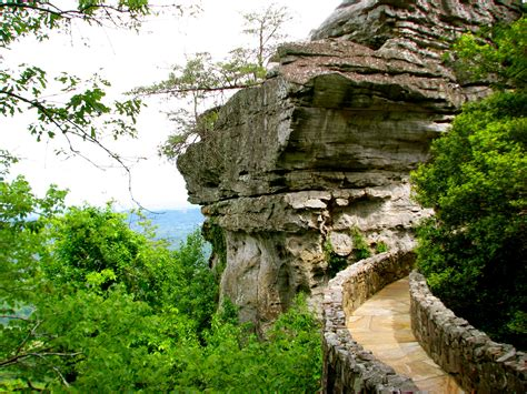 Rock City Gardens Chattanooga Rock City Mountain In Tennessee Thousand Wonders