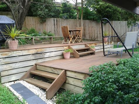 sloped backyard deck ideas sloped backyard deck ideas 28 images triyae com deck