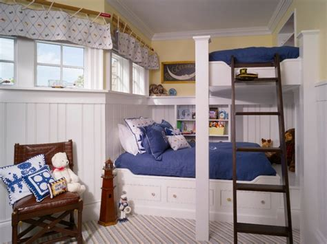 Built In Bunk Bed Ideas 33 Space Saving Built In Beds Ideas Kidsomania