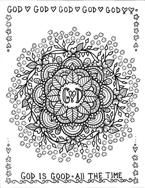 bible mandala coloring pages 81 best bible notebook fruit of the spirit images on
